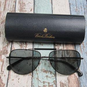 Brooks Brothers BB 4036S 115087 Sunglasses/OLM343